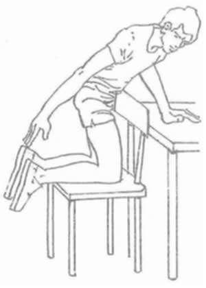 Ejercicios para la columna dorsal y lumbar
